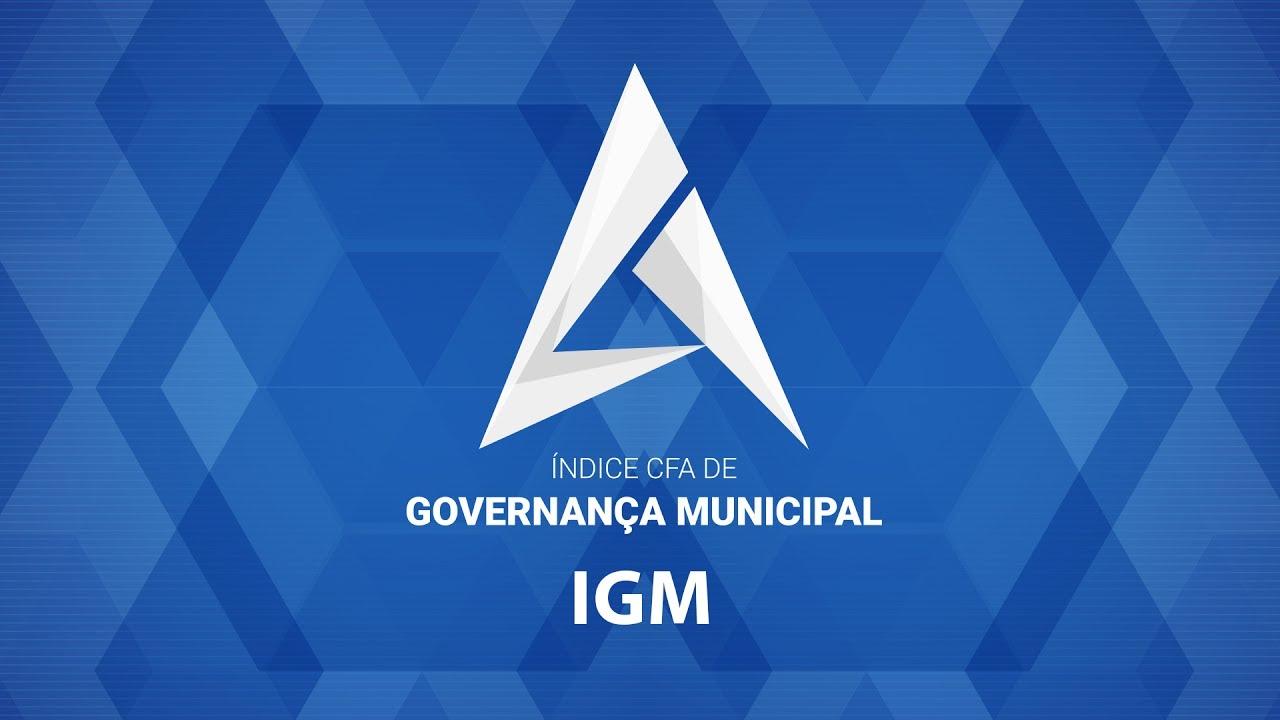 CFA lança Índice de Governança Municipal