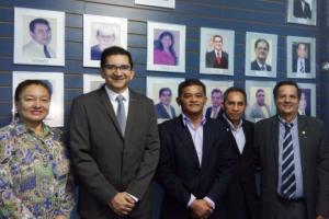 [ CRA-AM ] Conselheiros eleitos para o quadriênio 2017/2020 são diplomados na sede do CRA-AM