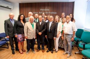 [ CRA-RJ ] Novos conselheiros e diretoria tomam posse