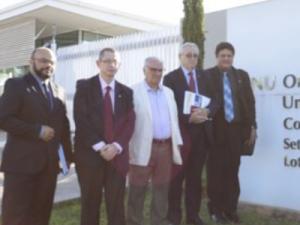 CFA participa de reunião na OIT e na ONU