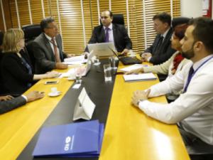 Reunião discute assuntos referentes à Classificação Brasileira de Ocupações