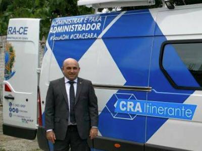 [ CRA-CE ] CRA-CE lança unidade de atendimento móvel