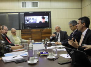 [ CFA ] Instituição Amiga do Empreendedor: reunião define detalhes do plano de ação do projeto