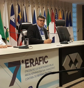 [ CFA ] CFA realizará 7º ERAFIC