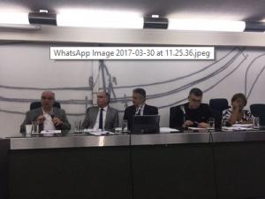 [ CFA ] CFA participa de reunião do Conselhão