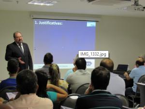 [ CRA-SE ] Aula Inaugural do Programa de Capacitação em MPEs é realizada com sucesso