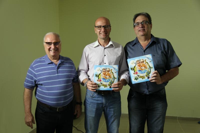 Wagner Siqueira marca presença em convênio celebrado pelo CRA-RJ