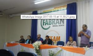 [ CRA-AP ] Presidente do CRA-AP participa de jornada acadêmica do curso de Administração da FESAM
