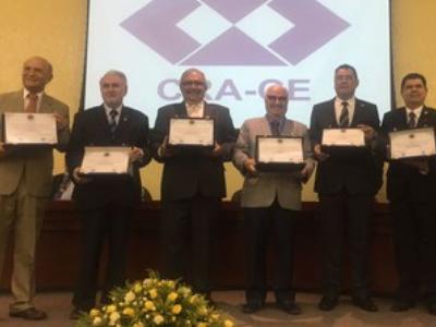 [ CRA-CE ] Solenidade marca os 50 anos de criação do CRA-CE