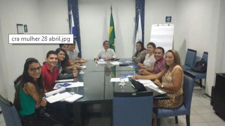 [ CRA-CE ] Conselho de Administração do Ceará lança o CRA-CE Mulher
