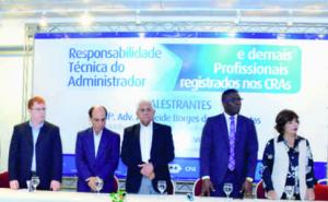 [ CRA-BA ] Seminário de Responsabilidade Técnica dos profissionais de Administração