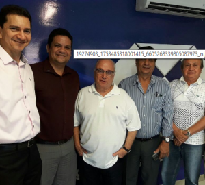 [ CFA ] Presidente Wagner Siqueira faz visita técnica no CRA-AM