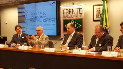 [ CFA ] IGM-CFA é apresentado em debate na Câmara dos Deputados