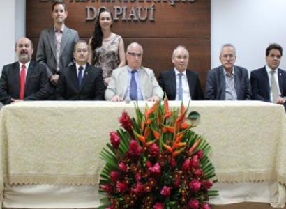 Solenidade marca posse da nova diretoria do CRA-PI
