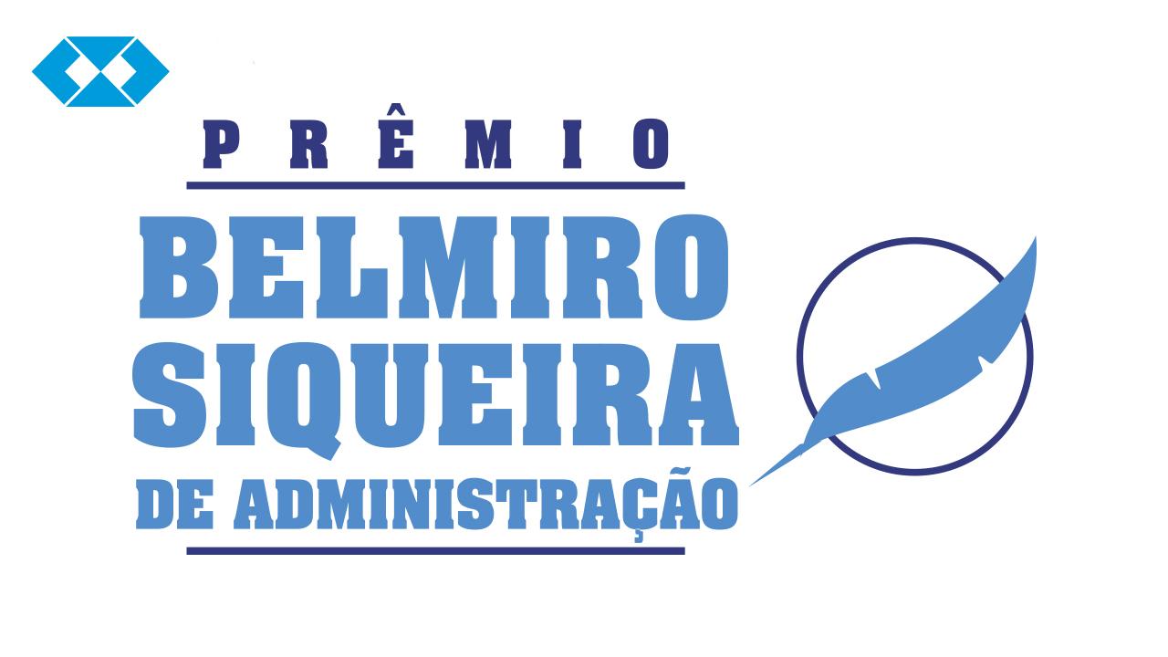 Prêmio Belmiro Siqueira de Administração 2018