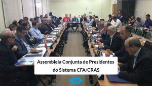Presidentes do Sistema CFA/CRAs estão reunidos no Pantanal