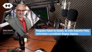 Fogesp é tema de entrevista na rádio Roquette Pinto