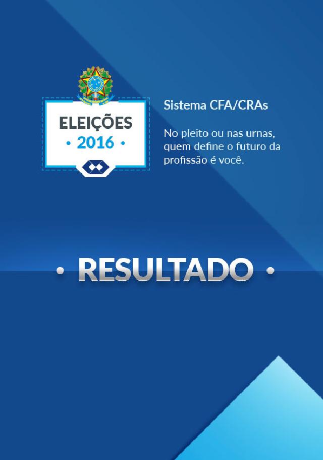 Resultado Eleições 2016