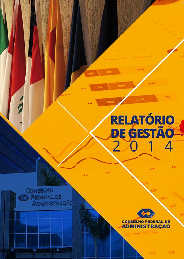 Relatório de gestão 2014