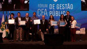 Vencedores dos prêmios Belmiro Siqueira e Guerreiro Ramos são premiados