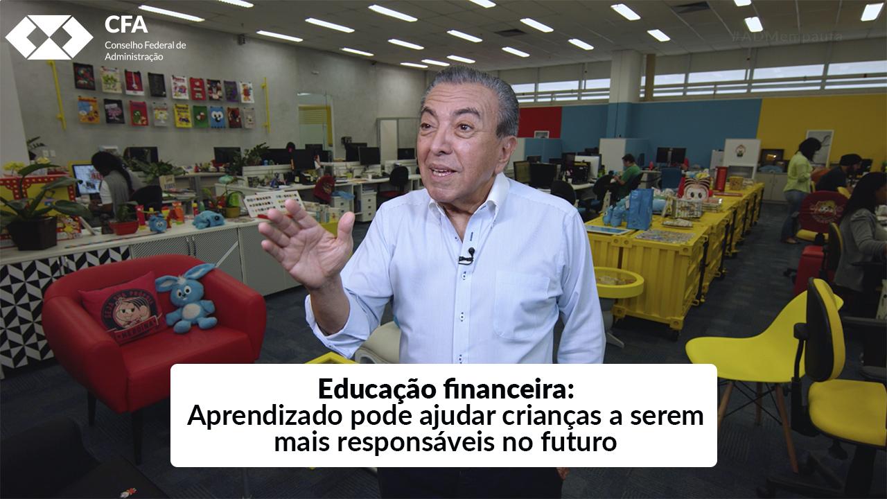 Educação financeira: aprendizado pode ajudar crianças a serem mais responsáveis no futuro