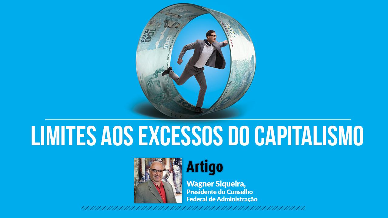"Le Monde diplomatique Brasil publica artigo ""Limites aos excessos do Capitalismo"""