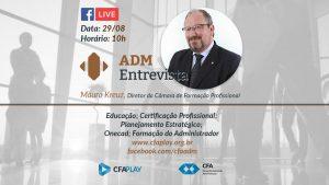 CFAPlay entrevista o diretor de Formação Profissional do CFA