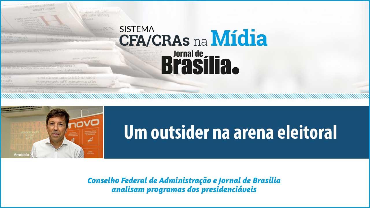 Presidenciáveis 2018: Análise do candidato João Amôedo (Novo)