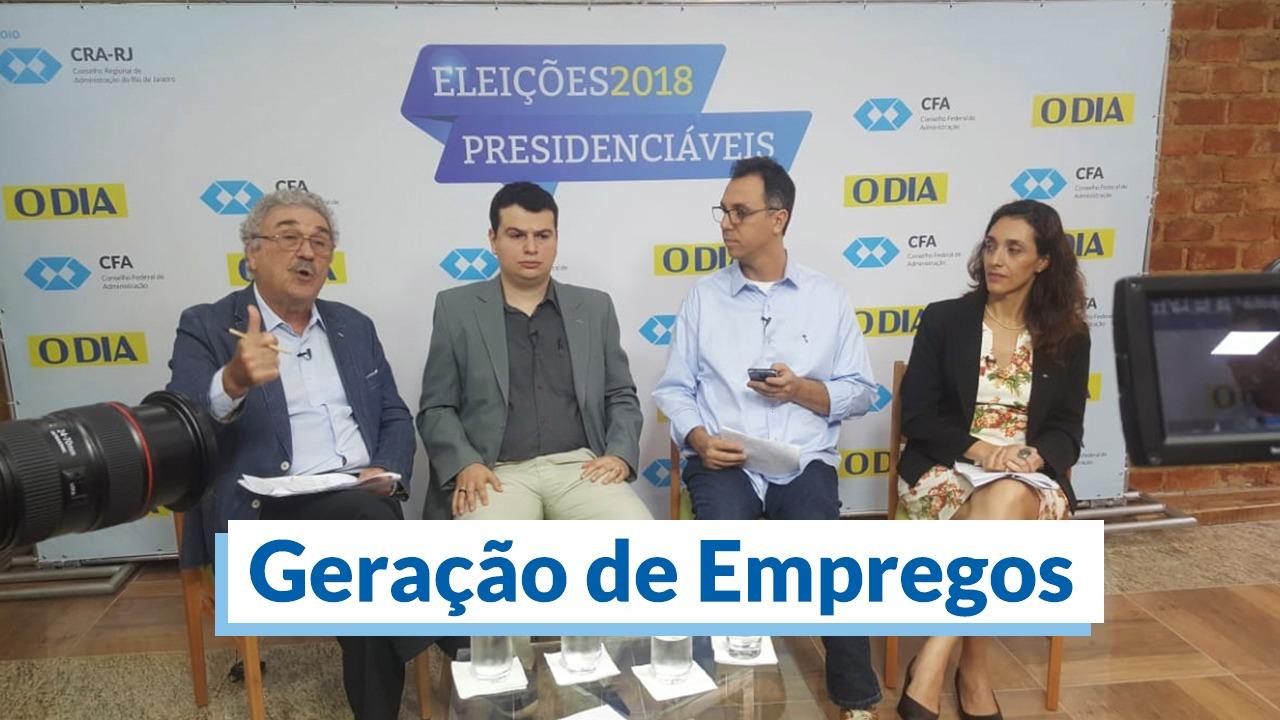 A retomada da Geração de Empregos pelo próximo presidente do Brasil