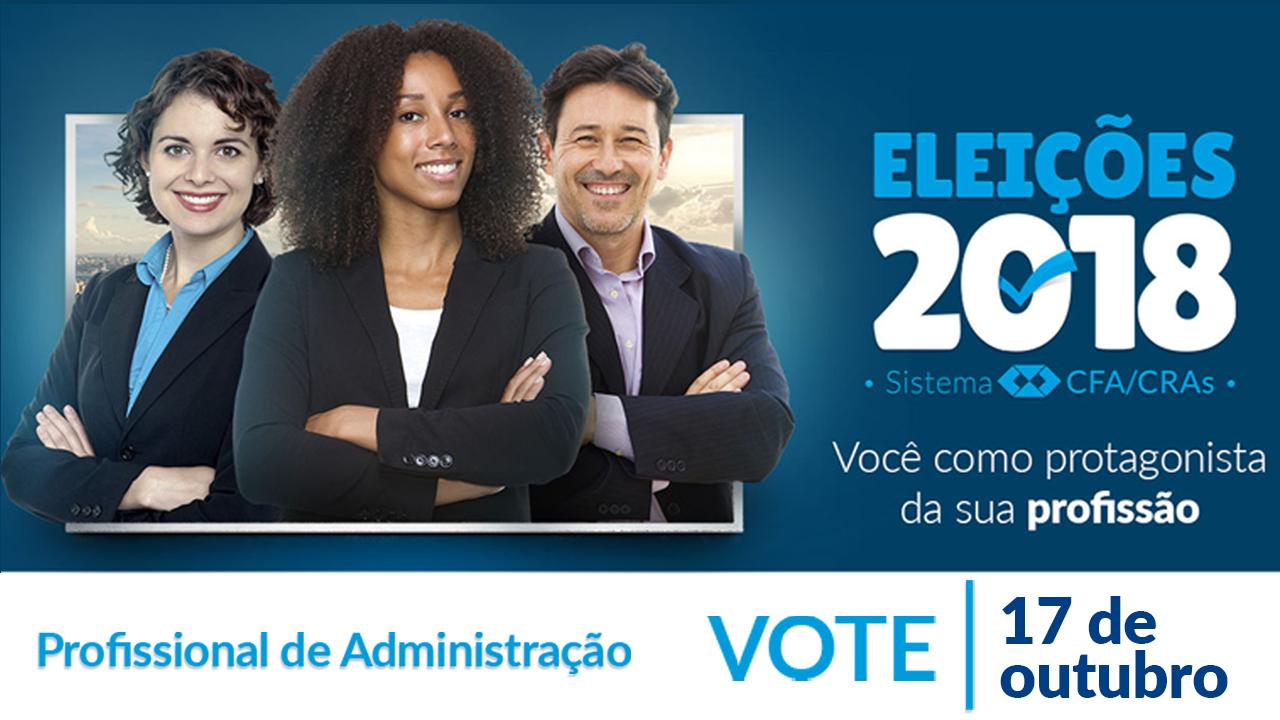 Eleições do Sistema CFA/CRAs: futuro da administração
