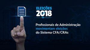 Quase 29 mil profissionais já votaram nas Eleições do Sistema CFA/CRAs