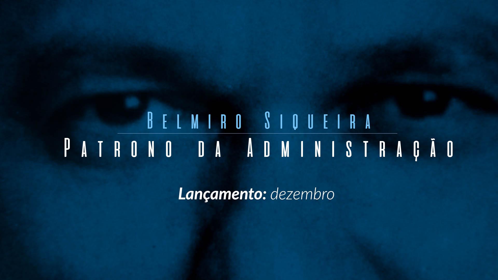 CFA lança biografia e documentário sobre Belmiro Siqueira