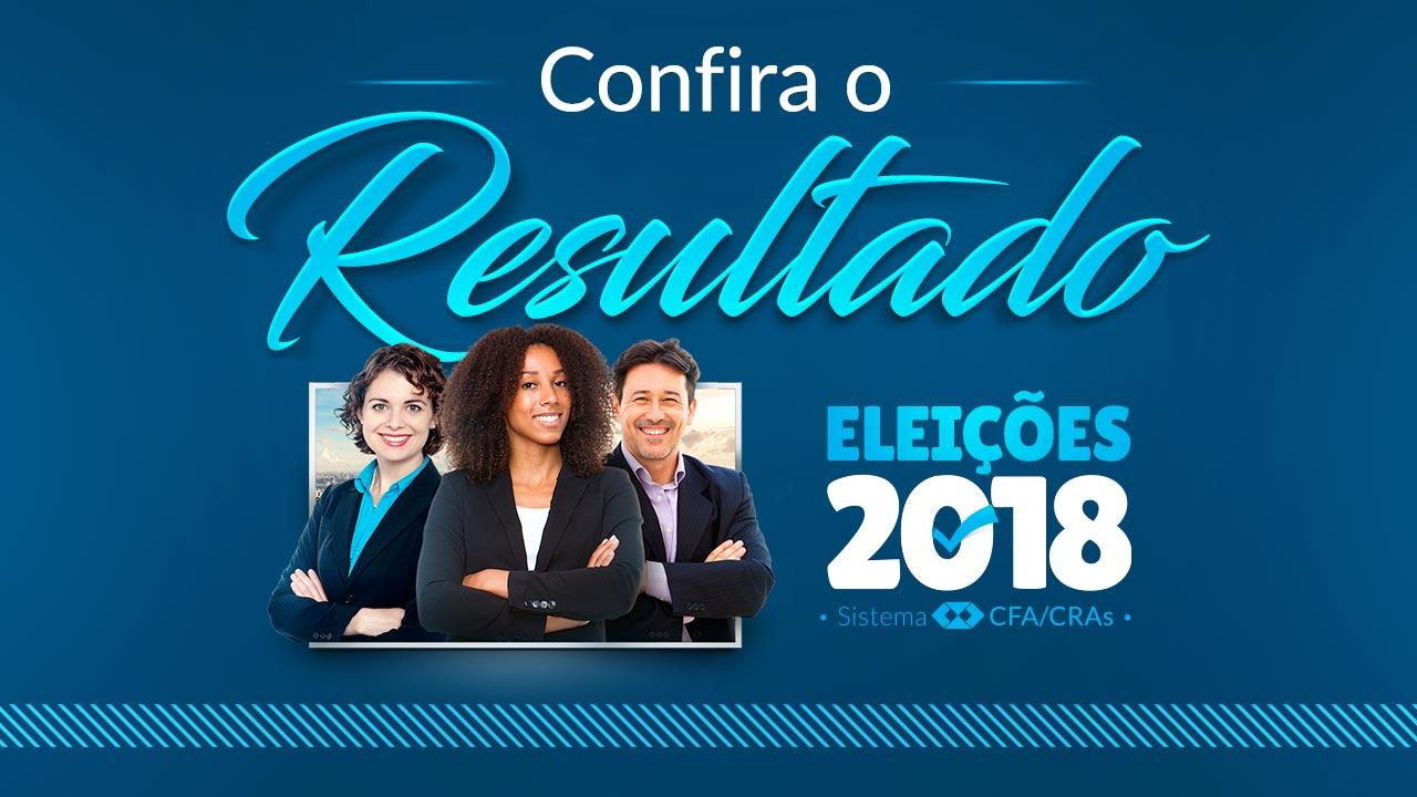 Conselheiros regionais e federais eleitos tomarão posse em janeiro de 2019