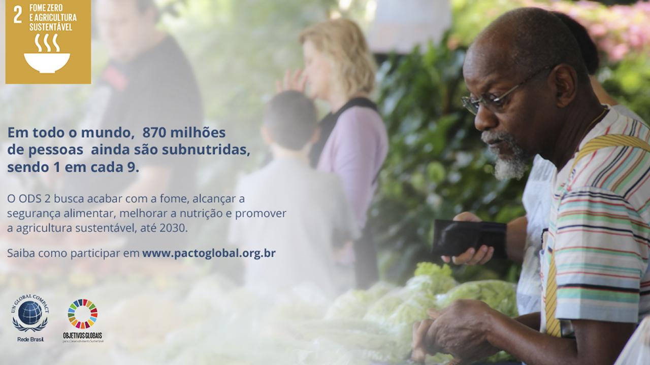 CFA adere a ações voltadas para o alcance das 17 ODS