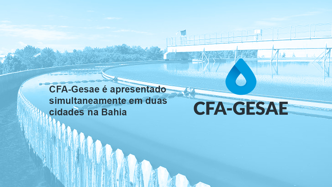 CFA-Gesae é apresentado em duas cidades na Bahia