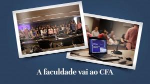 Alunos da Universidade Estadual de Goiás visitam o CFA pela 2º vez no ano