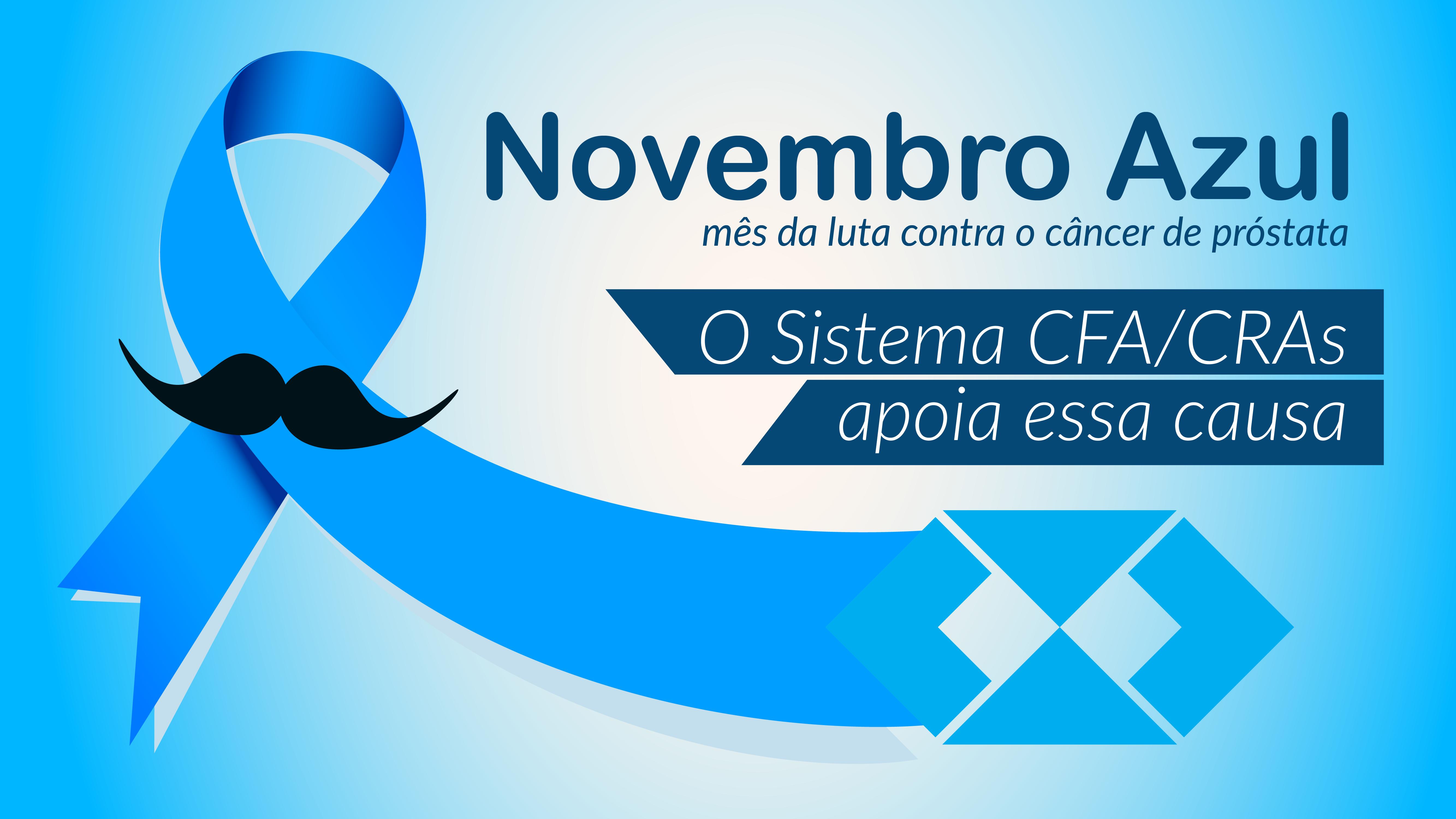 Novembro: Mês da conscientização contra o câncer de próstata