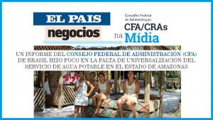 """CFA-Gesae é destaque em matéria do jornal """"El País"""""""