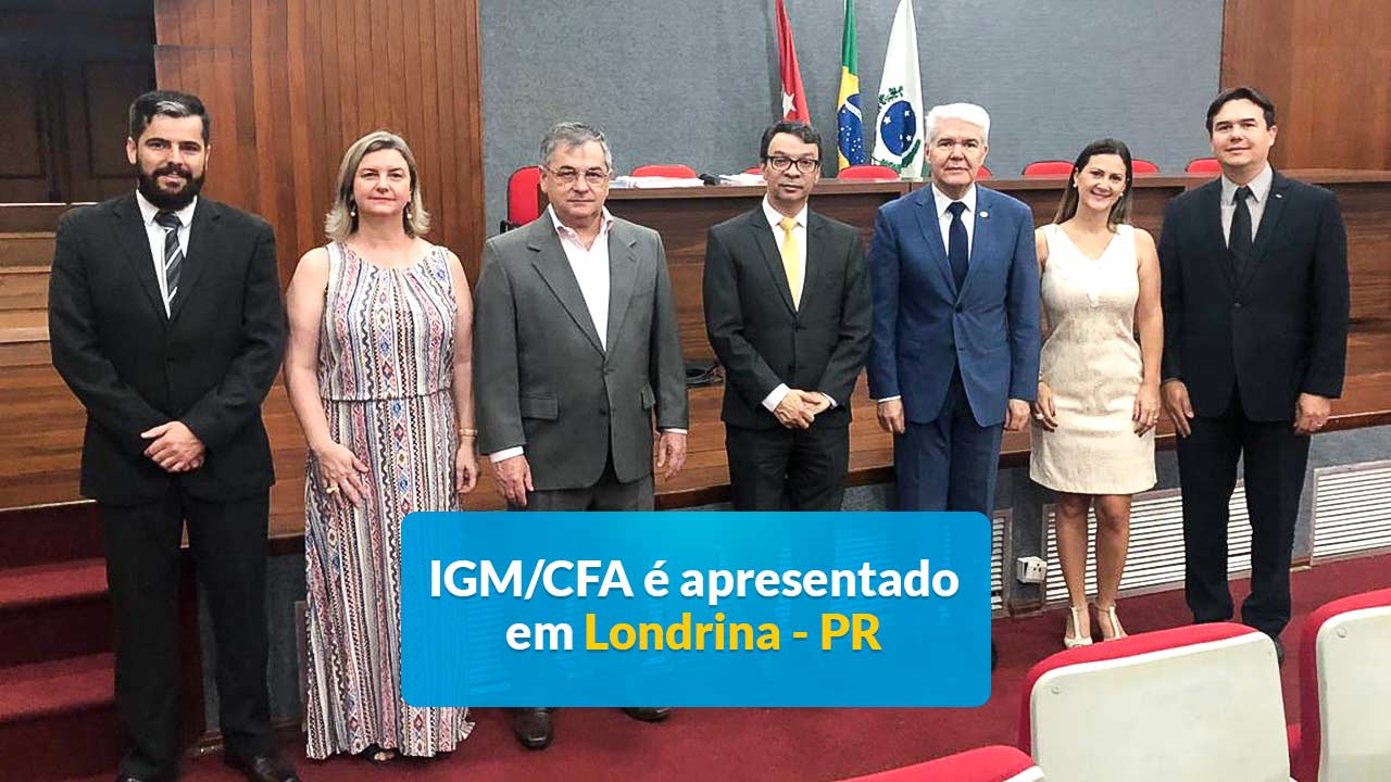 CFA apresenta Índice de Governança Municipal no Paraná