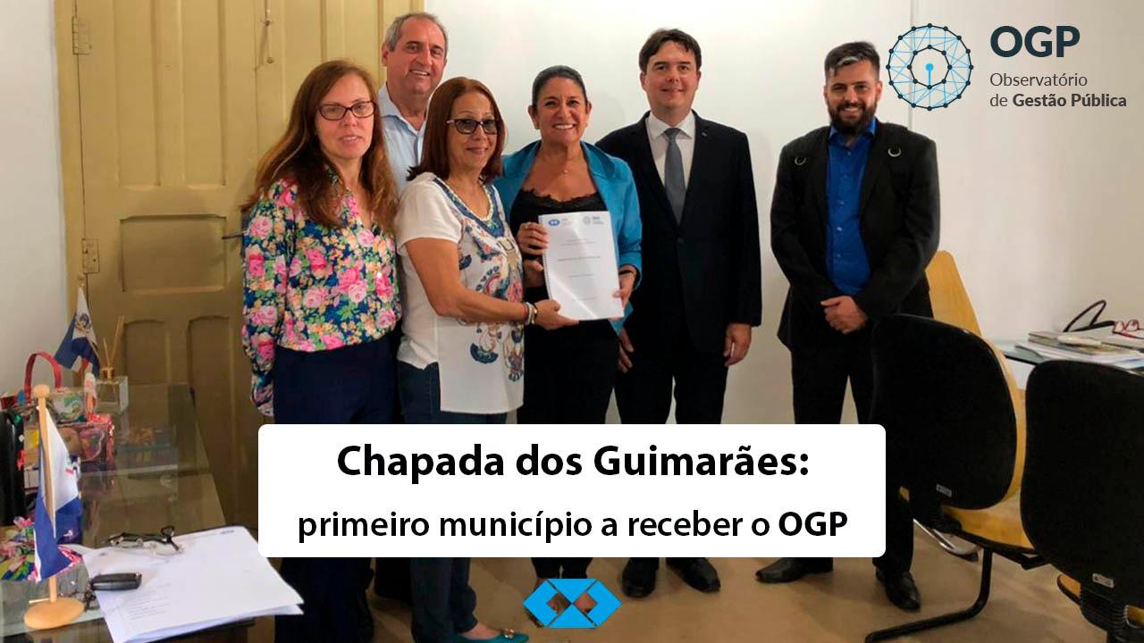 Observatório de Gestão Pública em Mato Grosso