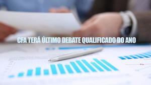 Debate Qualificado: tema irá discutir orçamento público no presidencialismo