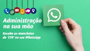 CFA no seu WhatsApp!