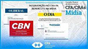 Intervenção no CRA-PA repercute na mídia