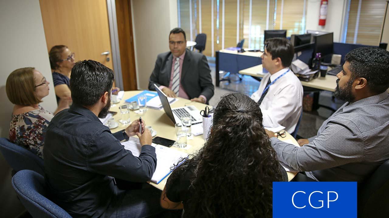 CGP realiza primeira reunião deste ano na autarquia