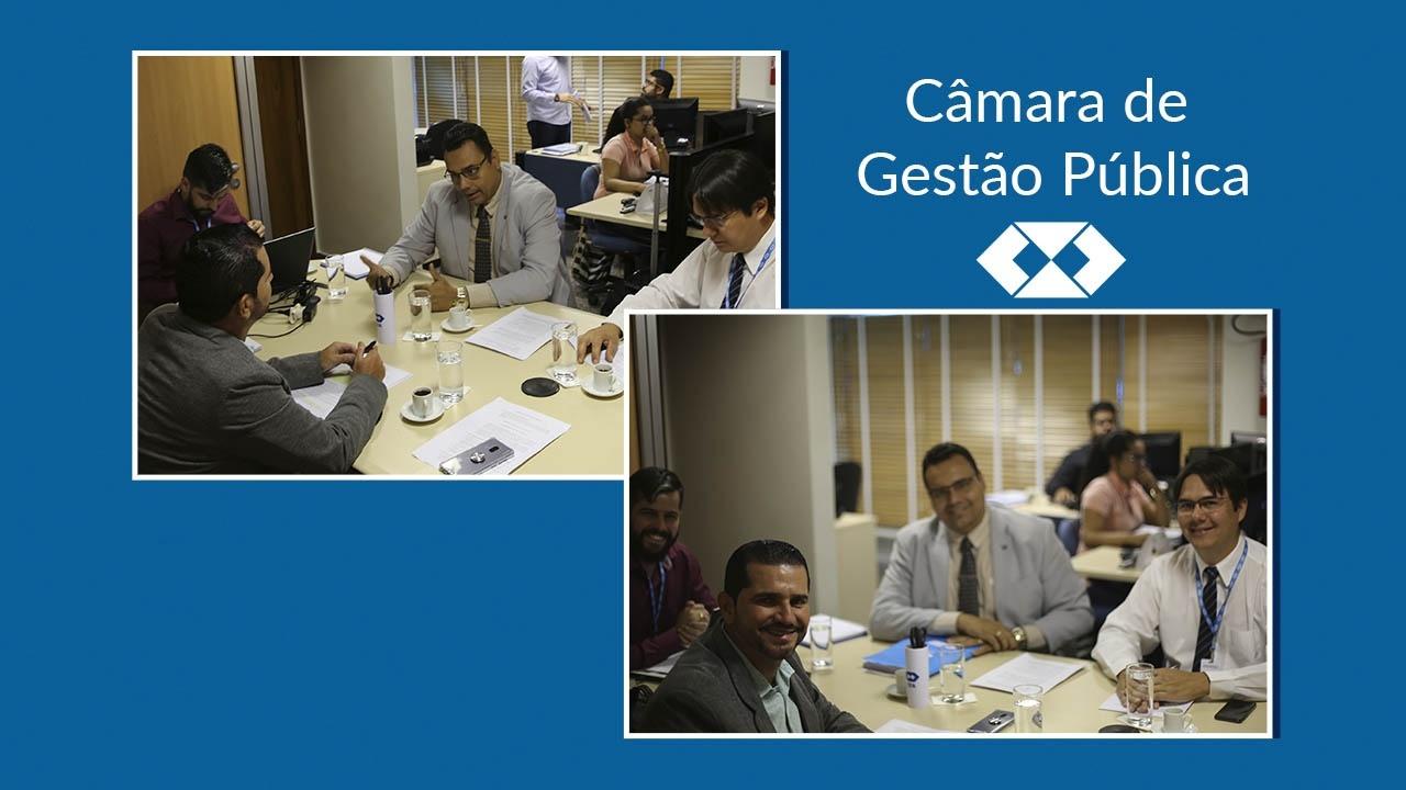 CGP trabalha projetos na área de Gestão Pública