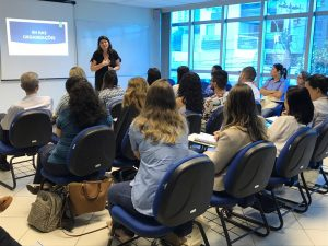 Curso inédito sobre Gestão de Pessoas é oferecido no CRA-ES