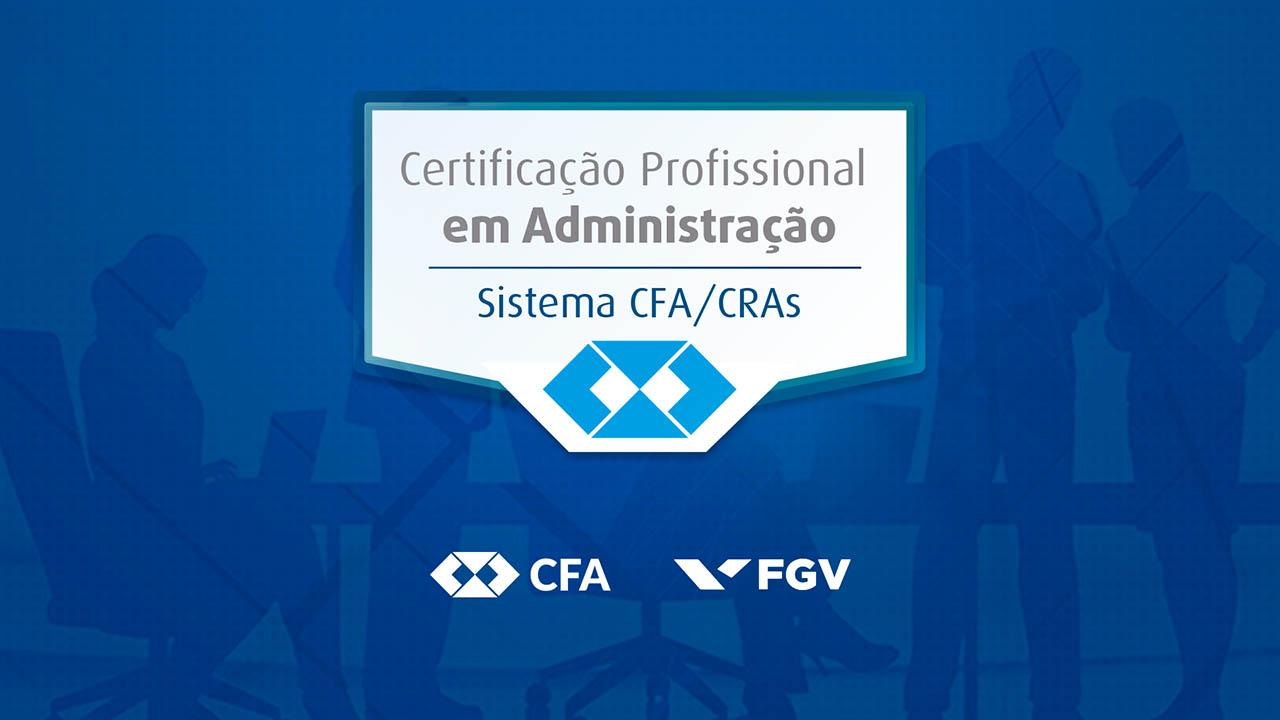 Certificação Profissional em Administração está com inscrições abertas