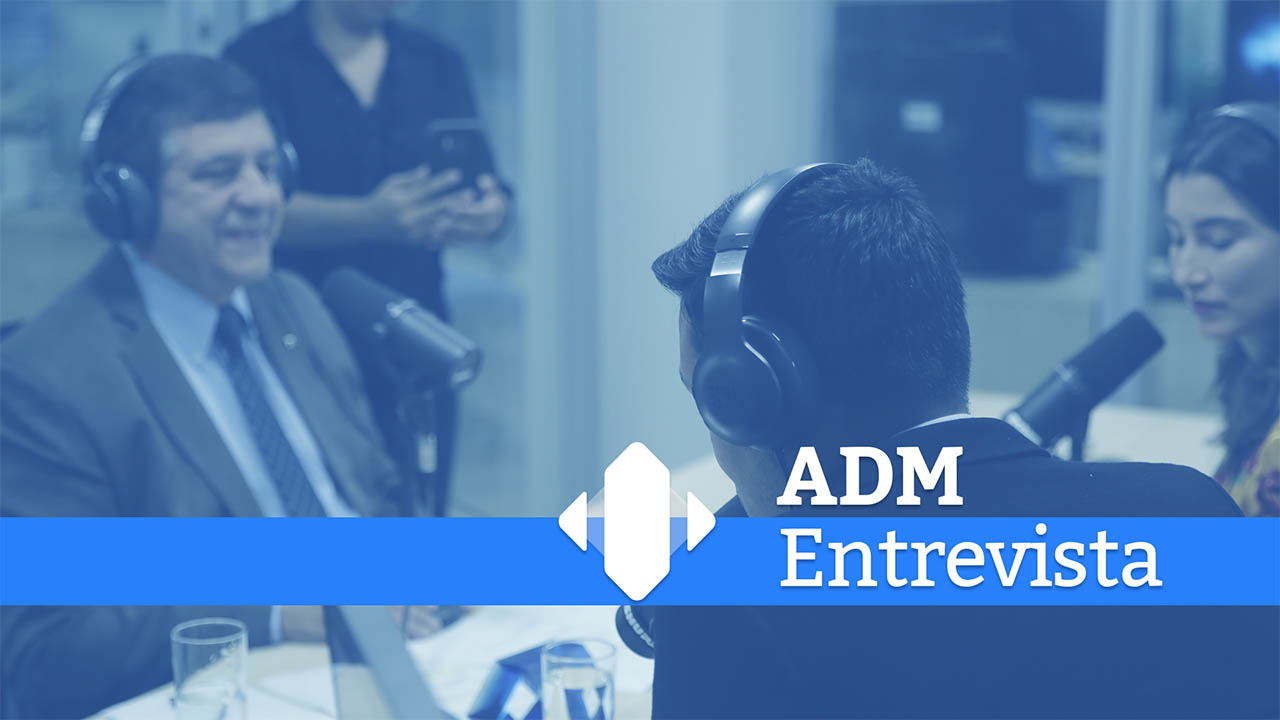 ADM Entrevista conversa com o diretor da CRIE, Gilmar Camargo