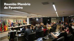 CFA realiza reunião plenária