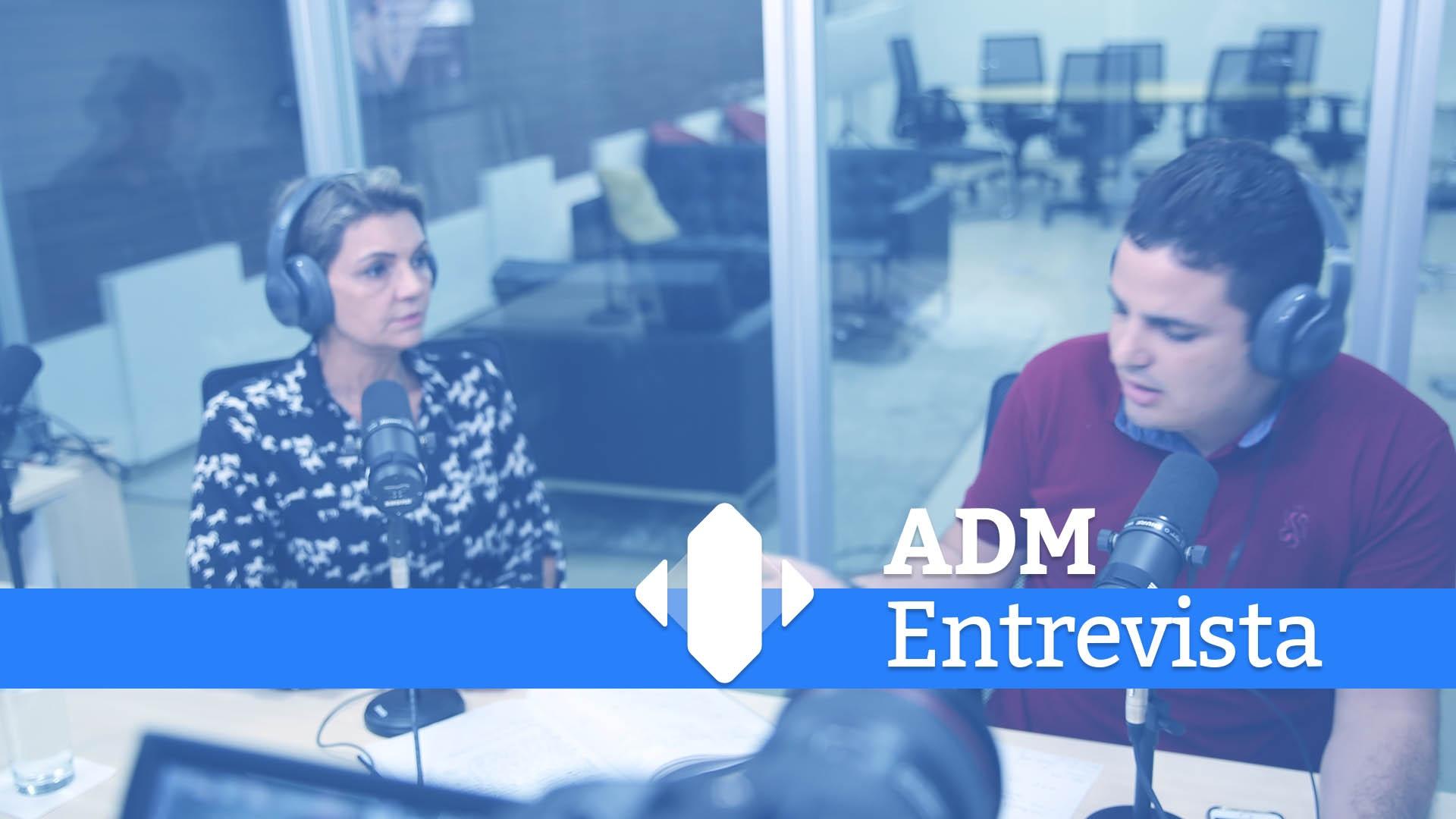 ADM Entrevista: bate-papo traz Gracita Barbosa como entrevistada
